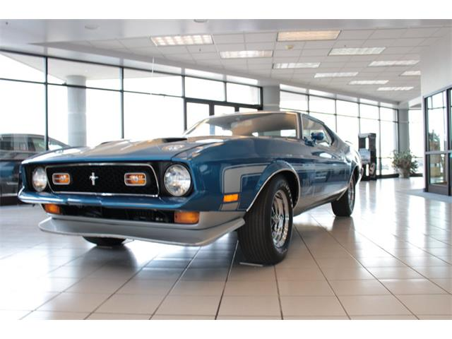 1971 Ford Mustang | 887607