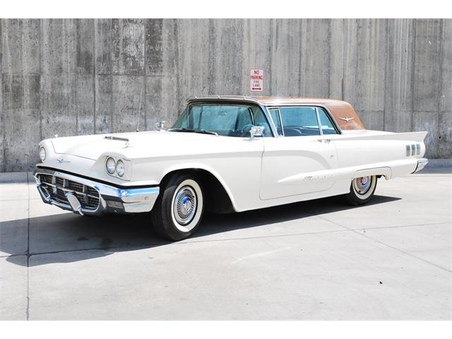 1960 Ford Thunderbird | 887614