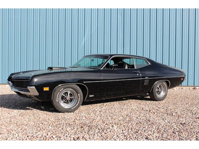 1970 Ford Torino GT Sportsroof | 887615
