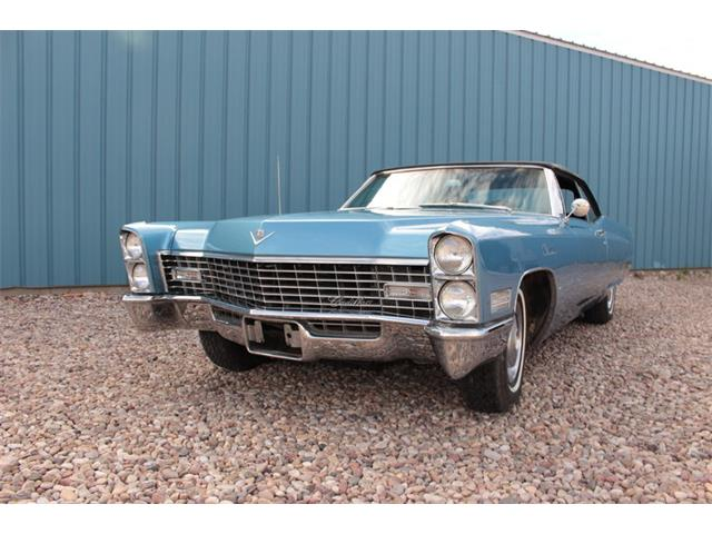 1967 Cadillac DeVille | 887618