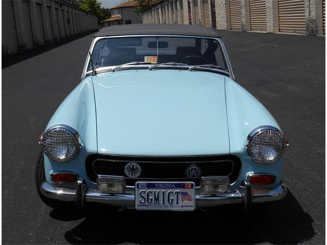 1972 MG Midget | 887628