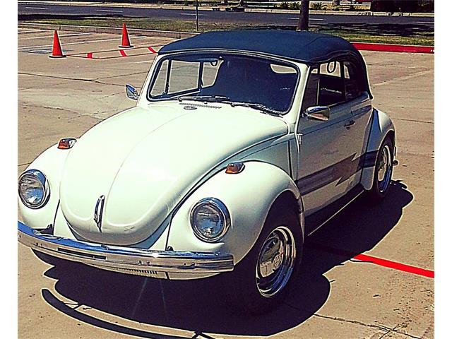 1971 Volkswagen Super Beetle | 887629