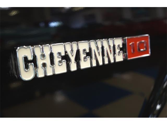 1972 Chevrolet C/K 10 | 887635