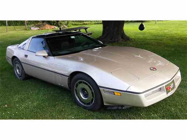 1986 Chevrolet Corvette | 887638