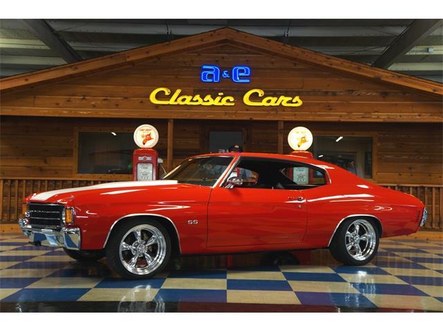 1972 Chevrolet Chevelle | 887639