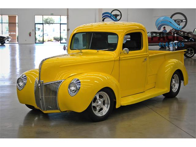 1940 Ford Pickup | 887651