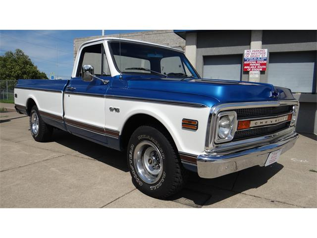 1969 Chevrolet C/K 10 | 887652