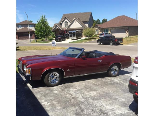 1971 Mercury Cougar XR7   887656