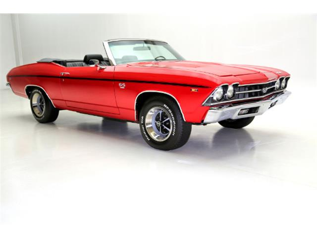 1969 Chevrolet Chevelle SS Convertible | 880766