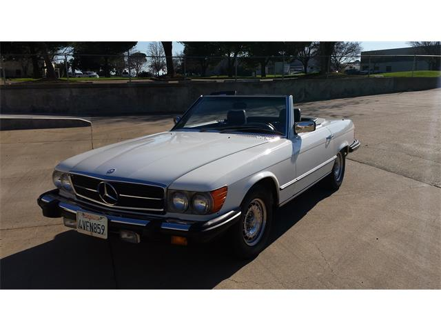 1984 Mercedes-Benz 380SL | 887660