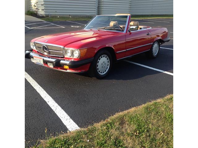 1988 Mercedes-Benz 560SL | 887661