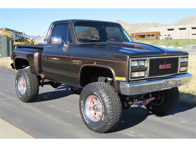 1984 GMC Sierra | 887663