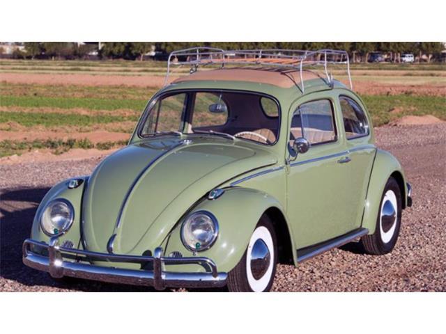 1963 Volkswagen Beetle | 887665