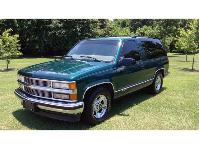 1997 Chevrolet Tahoe | 887667