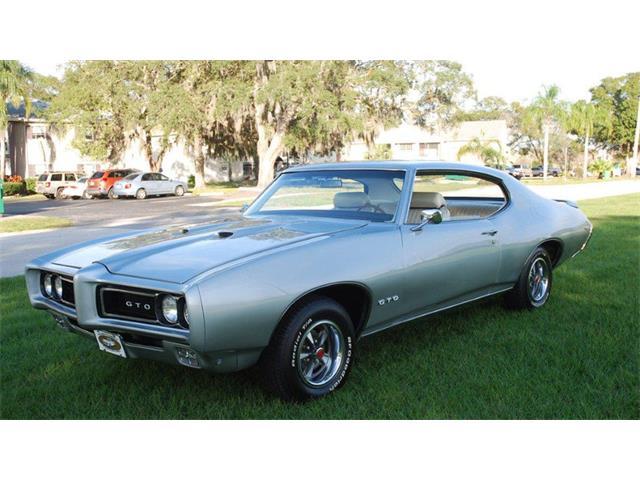 1969 Pontiac GTO | 887674