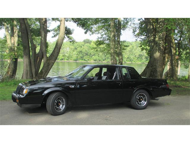1987 Buick Grand National | 887679