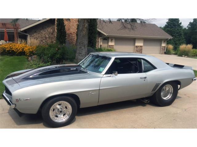 1969 Chevrolet Camaro | 887681