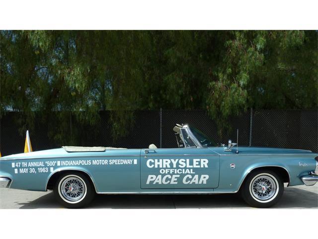 1963 Chrysler 300 | 887687