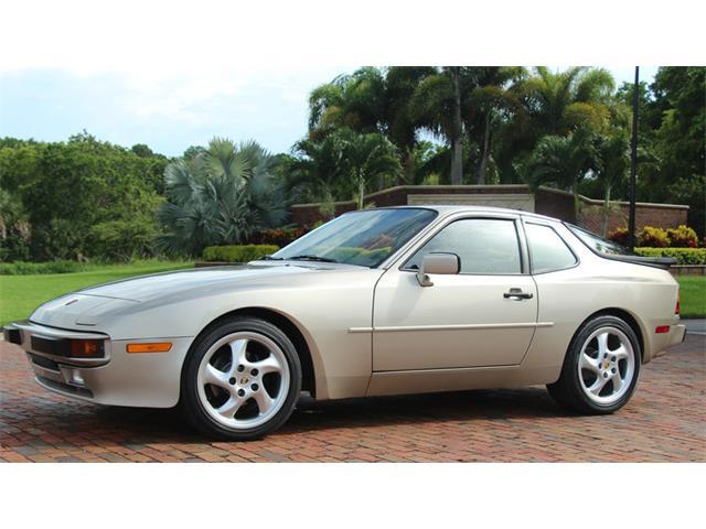 1989 Porsche 944 | 887688