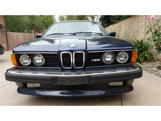 1987 BMW M6 | 887691