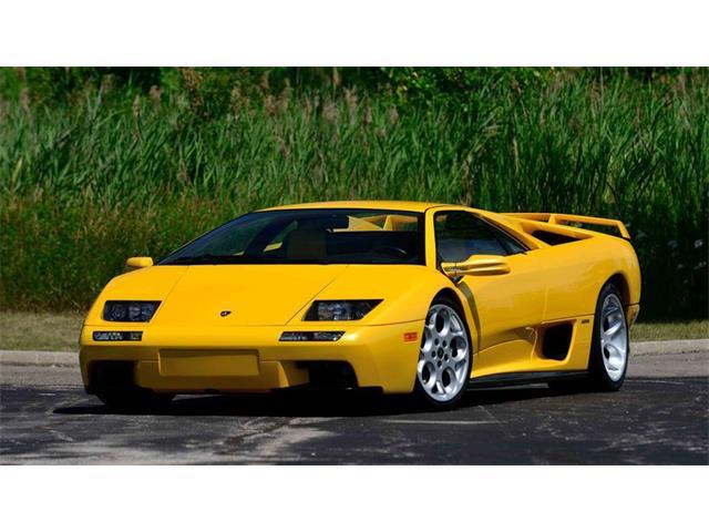 2001 Lamborghini Diablo | 887694