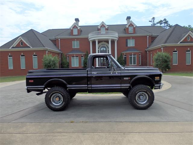 1972 Chevrolet Cheyenne | 887695