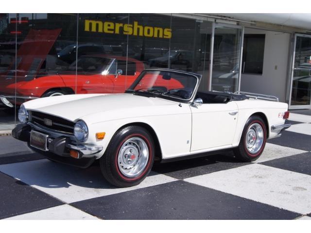1976 Triumph TR6 | 887699
