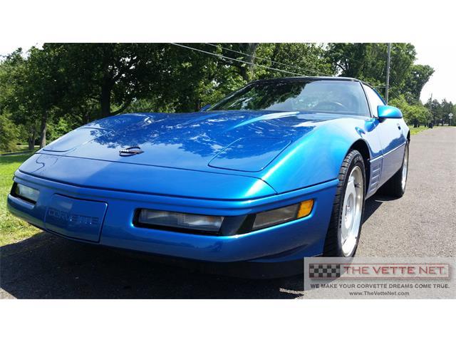 1991 Chevrolet Corvette | 887709