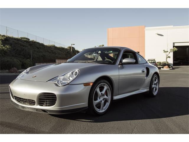 2002 Porsche 911 | 887711