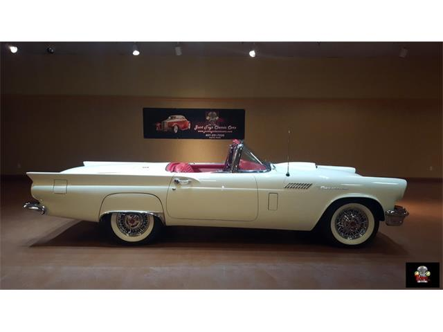 1957 Ford Thunderbird | 887718