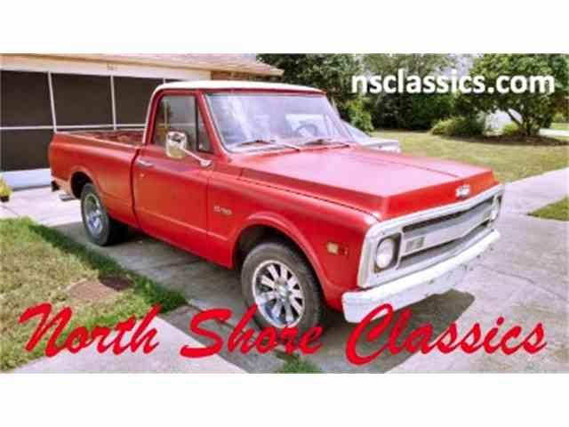1969 Chevrolet C/K 10 | 887719