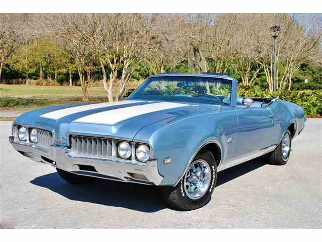 1969 Oldsmobile Cutlass | 887729