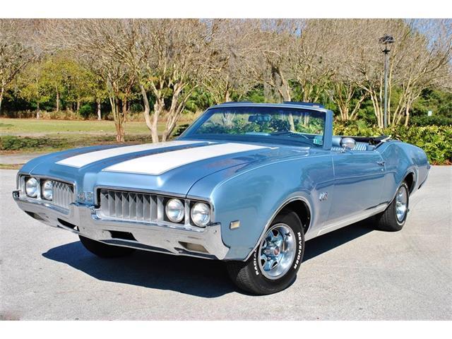 1969 Oldsmobile Cutlass | 887729