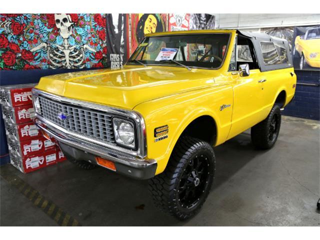 1971 Chevrolet K5 Blazer | 880773