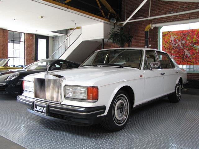 1995 Rolls-Royce Silver Spur | 887730