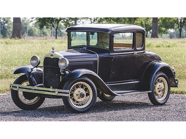 1930 Ford Model A | 887740