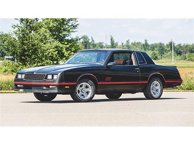 1987 Chevrolet Monte Carlo SS | 887744
