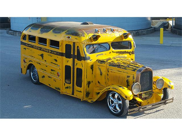1941 Whippet School Bus Custom | 887746
