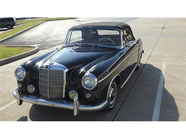 1960 Mercedes-Benz 220SE Cabriolet | 887750