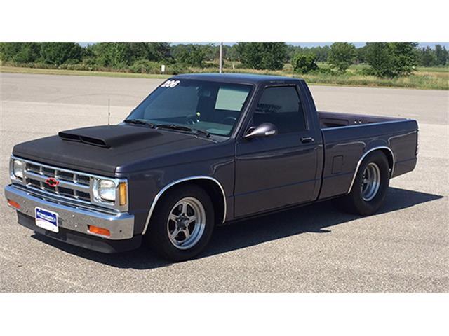 1989 Chevrolet S10 Pro Street Pickup | 887751