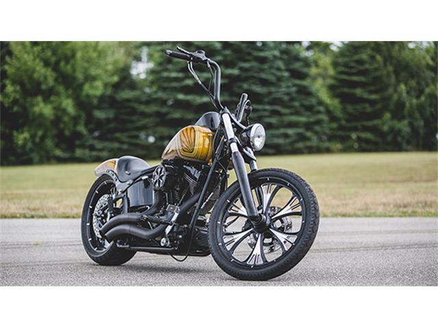 2007 Harley-Davidson Motorcycle | 887752