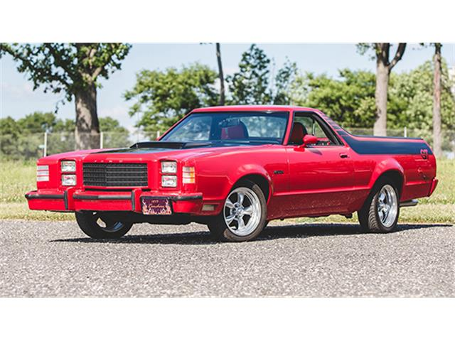 1977 Ford Ranchero GT Custom | 887761