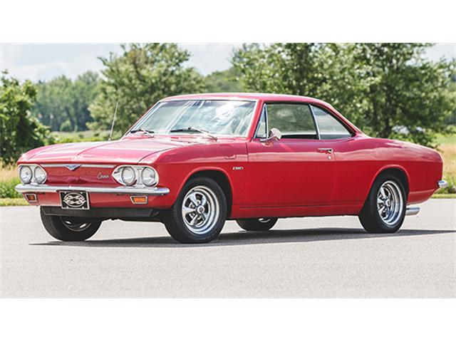 1967 Chevrolet Corvair 500 Sport Coupe | 887762