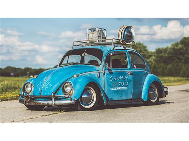 1966 Volkswagen Beetle Coupe Custom | 887763