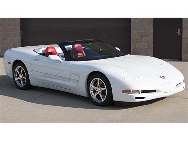 2004 Chevrolet Corvette | 887766