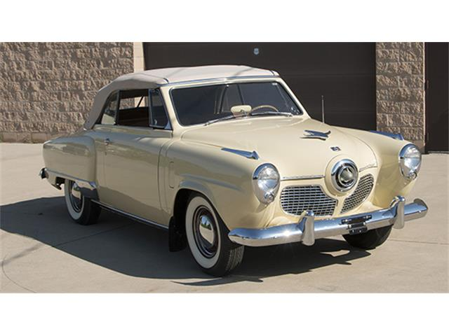 1949 to 1951 Studebaker commanderregaldeluxe For Sale on