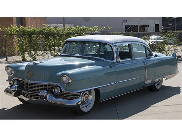 1954 Cadillac Sixty Special Fleetwood Sedan | 887769