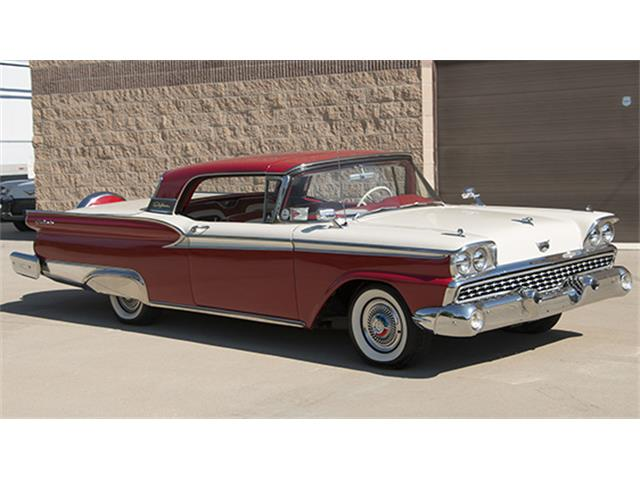 1959 Ford Fairlane 500 Galaxie Skyliner Retractable Hardtop | 887770