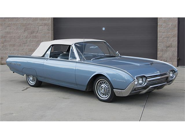 1962 Ford Thunderbird | 887772