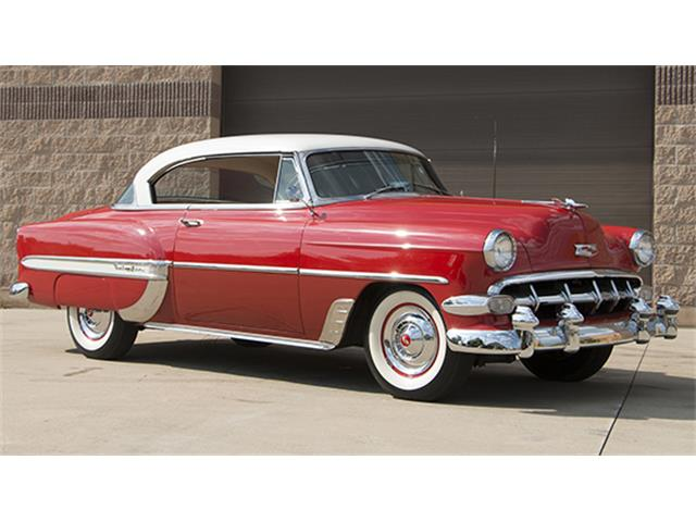 1954 Chevrolet Bel Air Sport Coupe | 887779